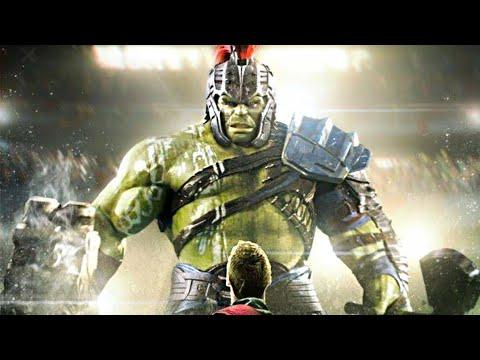 Hulk Smashing Thor| WhatsApp Status Video| In Hindi| IMAX | HD