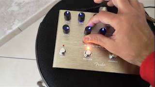 Fender Downtown Express Bass Multi-Effect Pedal - Video Review