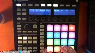 Native Instruments Maschine for The EDM Producer 01 - Finding & Loading Sounds & Groups