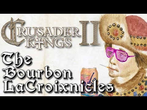 The Bourbon LaCroixnicles EP1: Count Kentucky of Bourbon