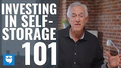 Investing In Self-Storage Units 101