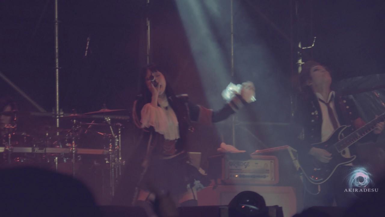 妖精帝國 || DISORDER || @2016山海屯音樂季 4k LIVE - YouTube