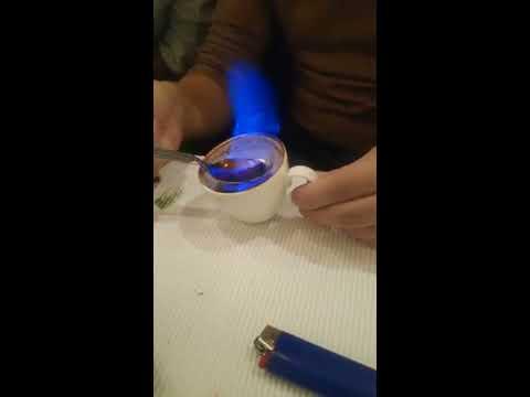 How Cognac Flambe Is Made