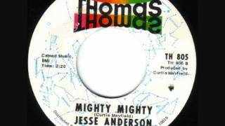 Jazz Funk - Jesse Anderson -  Mighty Mighty