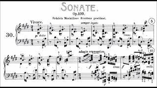 Скачать Beethoven Sonata No 30 In E Major Op 109 Goode Levit