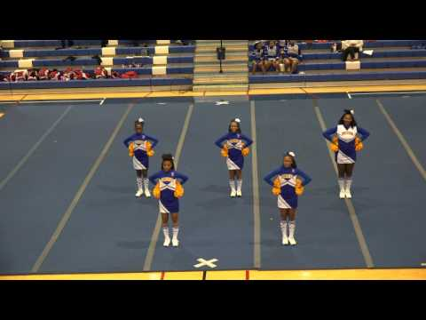 Birmingham City Schools Cheerleading Competition