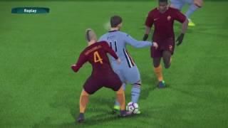 PES 2017 - Roma VS Sampdoria