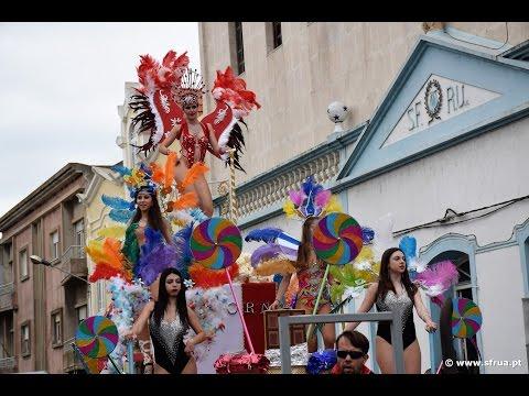 Carnaval de Alhos Vedros 2017