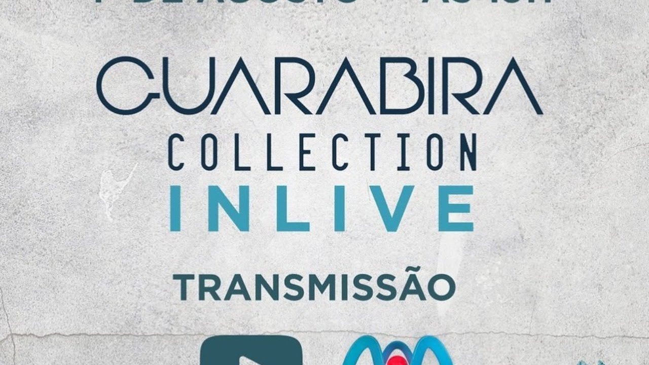 Guarabira Collection In Live - TV Mídia - 01/08/2020