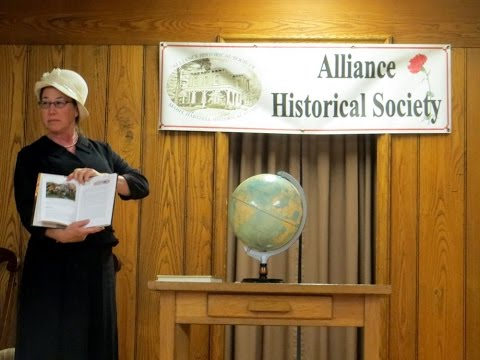 Historic Tableau of Alliance Ohio