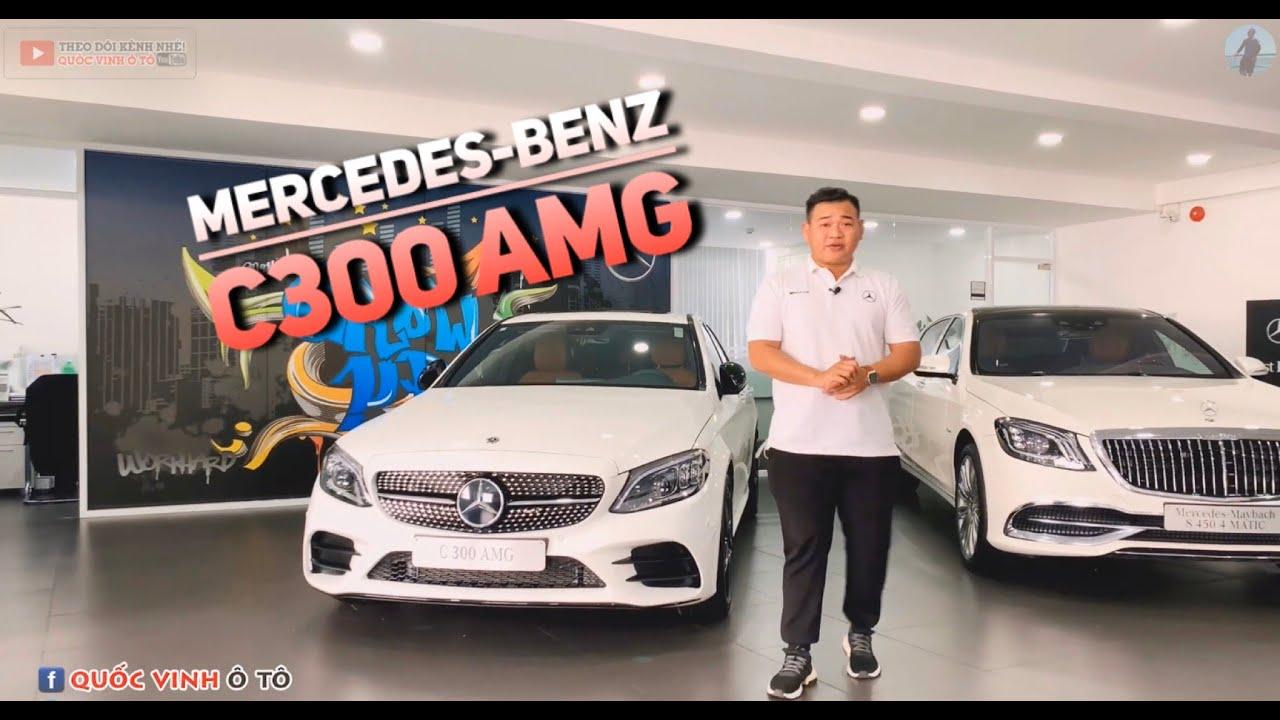 """Trải nghiệm xe Mercedes C300 AMG 2020, chiếc xe chạy """"nhanh nhất"""" và xứng đáng từng đồng!"""