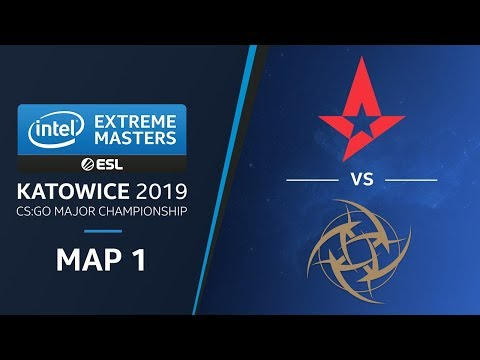 Astralis vs NiP - IEM Katowice 2019 - Map 1