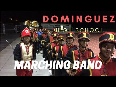 Dominguez High School Marching Band (read description)