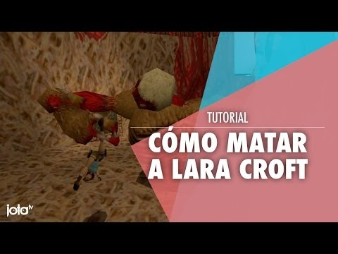 MATANDO A LARA CROFT | Tomb Raider (1996) | CHORRIPLAY