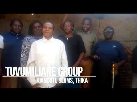 Tuvumiliane Self Help Group, Kiandutu Slums