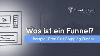 Was ist ein Funnel? Beispiel: Free Plus Shipping Funnel