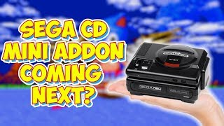Sega CD Mini Coming Next If The Genesis Mini Sells Well?! Saturn Mini? Not Anytime Soon!