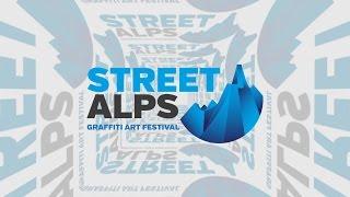 Best Street Art STREETALPS Festival Piemonte #6 Compilation