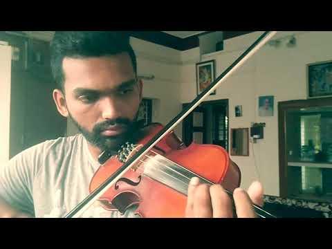 Netri Kan Theme - Cover by Manoj Kumar