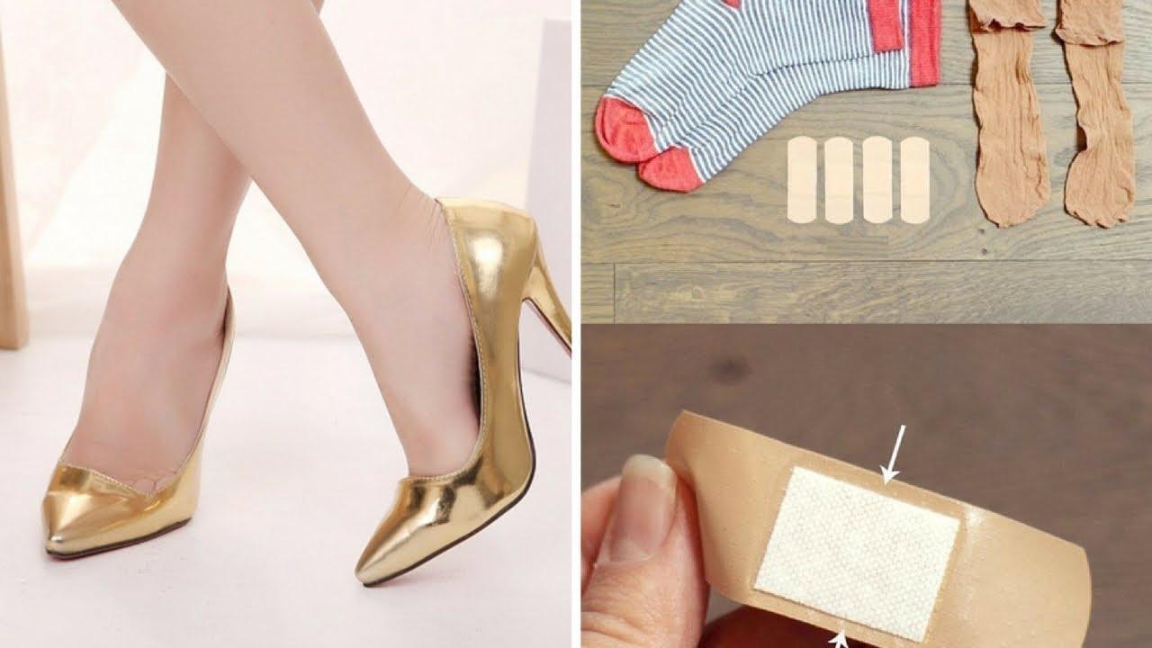 8 mẹo giúp bạn gái đi giày cao gót không đau chân