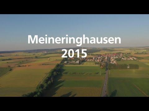 Waldeck von oben - Meineringhausen