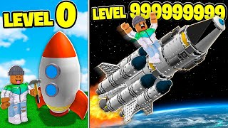 ROBLOX 3-2-1 BLAST OFF SIMULATOR