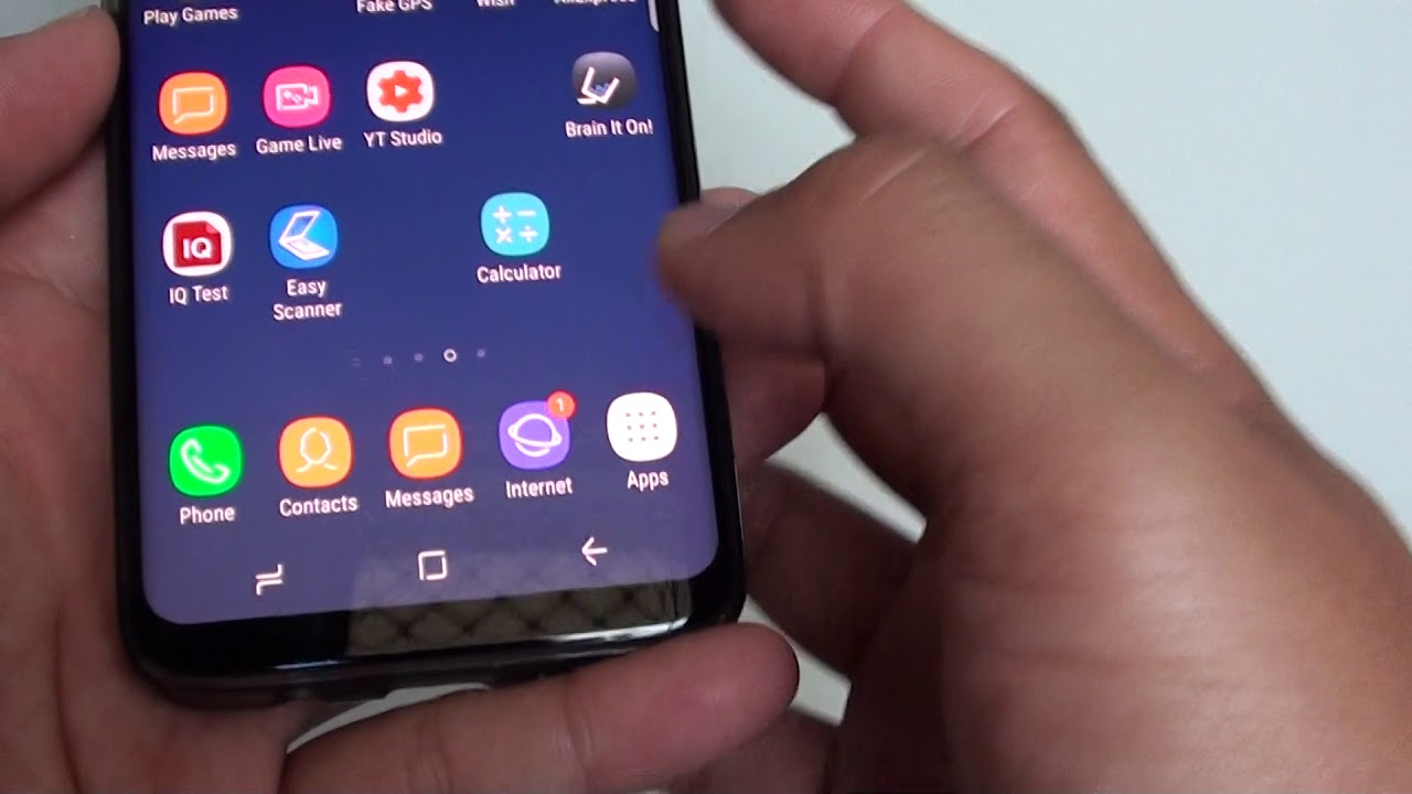 How to record telephone conversation on samsung s8