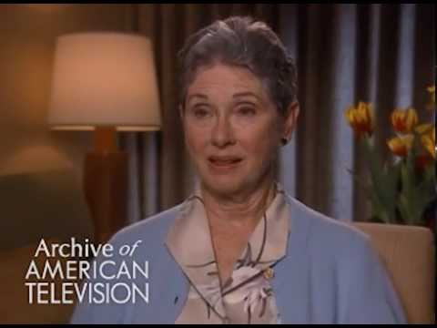 Elinor Donahue discusses getting married and pregnant during