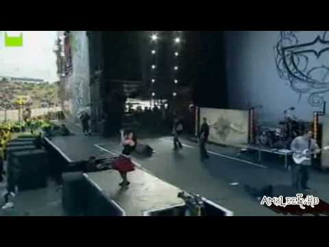 Evanescence Bring Me To Life Download Festival 2007 HD
