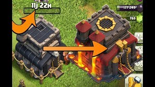 CLASH OF CLANS // ON LANCE NOTRE HDV10 !! //