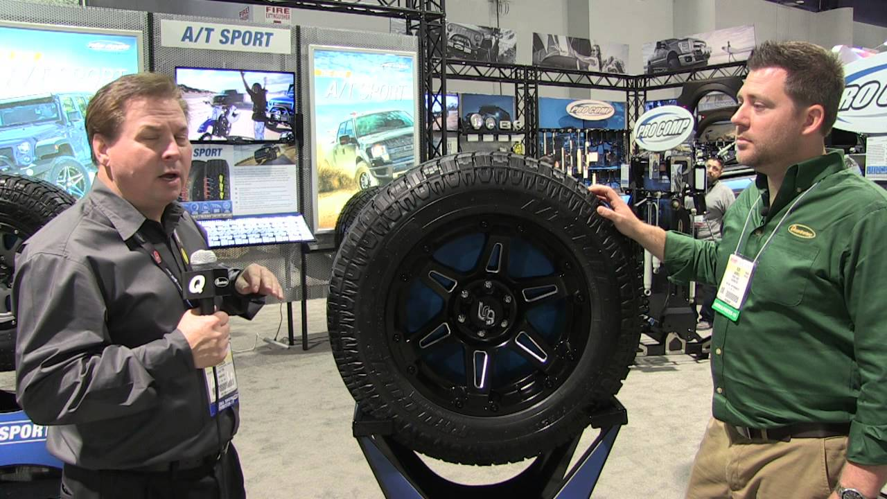 Pro comp at sport tire review youtube sciox Image collections