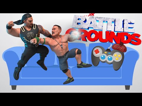 WWE 2K Battlegrounds | Game of Counters | Great Scot Gamers |