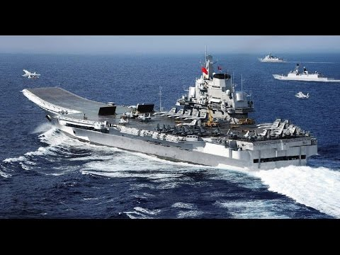 Авианосец Ляонин (Китай)