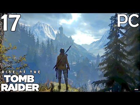 Rise Of The Tomb Raider Walkthrough Part 17 - 2nd Crypt Treasure & Battle Preparation