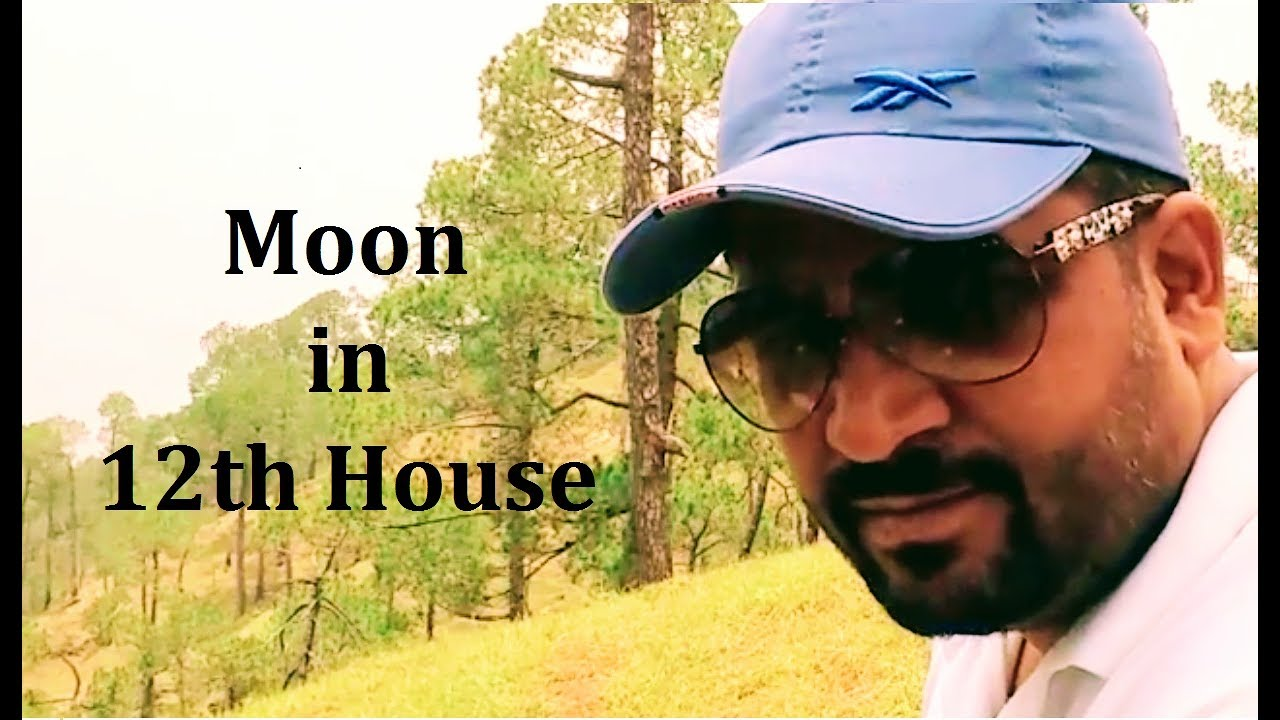 Moon in 12th house of birth chart youtube moon in 12th house of birth chart nvjuhfo Choice Image
