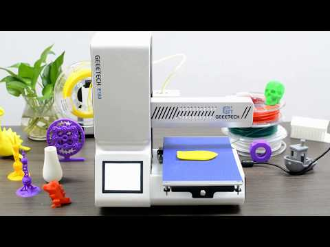 Introducing Geeetech E180 mini 3D printer