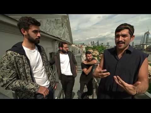 Mashrou' Leila  'all of us are extremely vocal feminists' – Channel 4 News