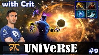 Universe - Enigma Offlane | with Crit (Undying) | Dota 2 Pro MMR Gameplay #9