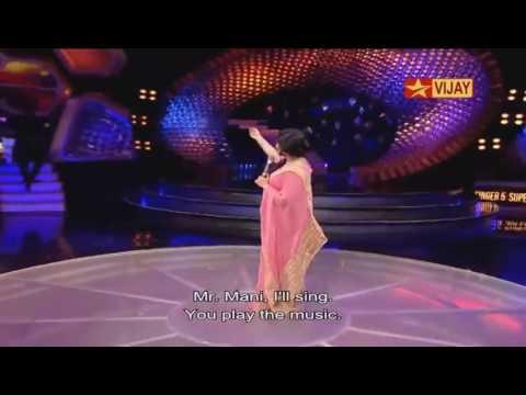 Super singer 5miniseries srinisha priyanka nivas performance