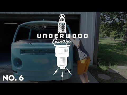 VW Camper Bus Restoration | Underwood Garage 6