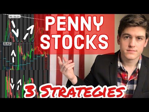 Penny Stocks: 3 Strategies for Beginners🚀