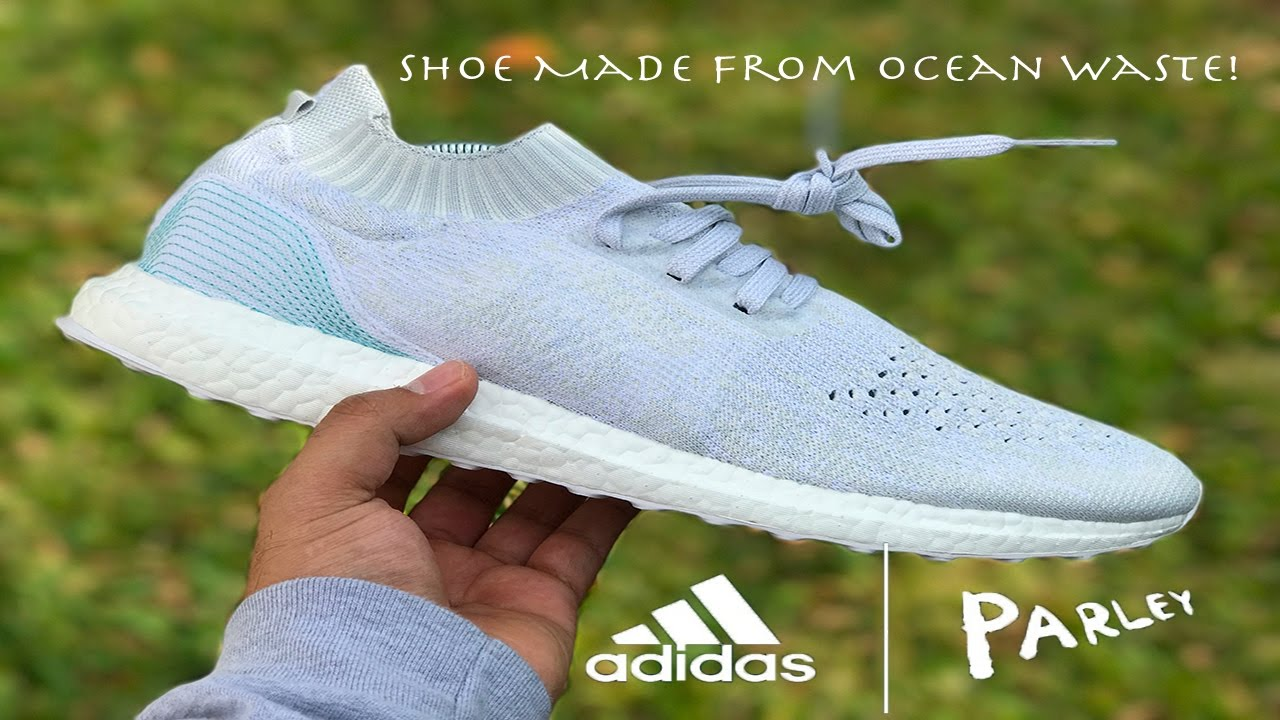 e2de221a071da Adidas X Parley Ultra Boost Uncaged LTD Review + On Foot! - YouTube