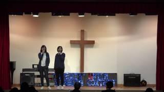 李瑗芯 吳禮汶- Singing Contest Senio
