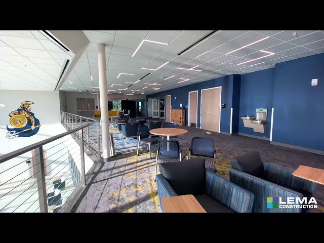 SPC Gibbs Campus | Student Success Center | August 2020 Interior