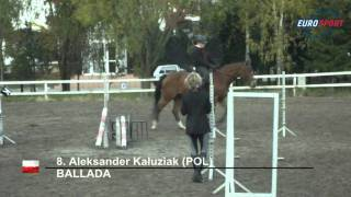 Stajnia Wilczyce - Hubertus 31.10.2011