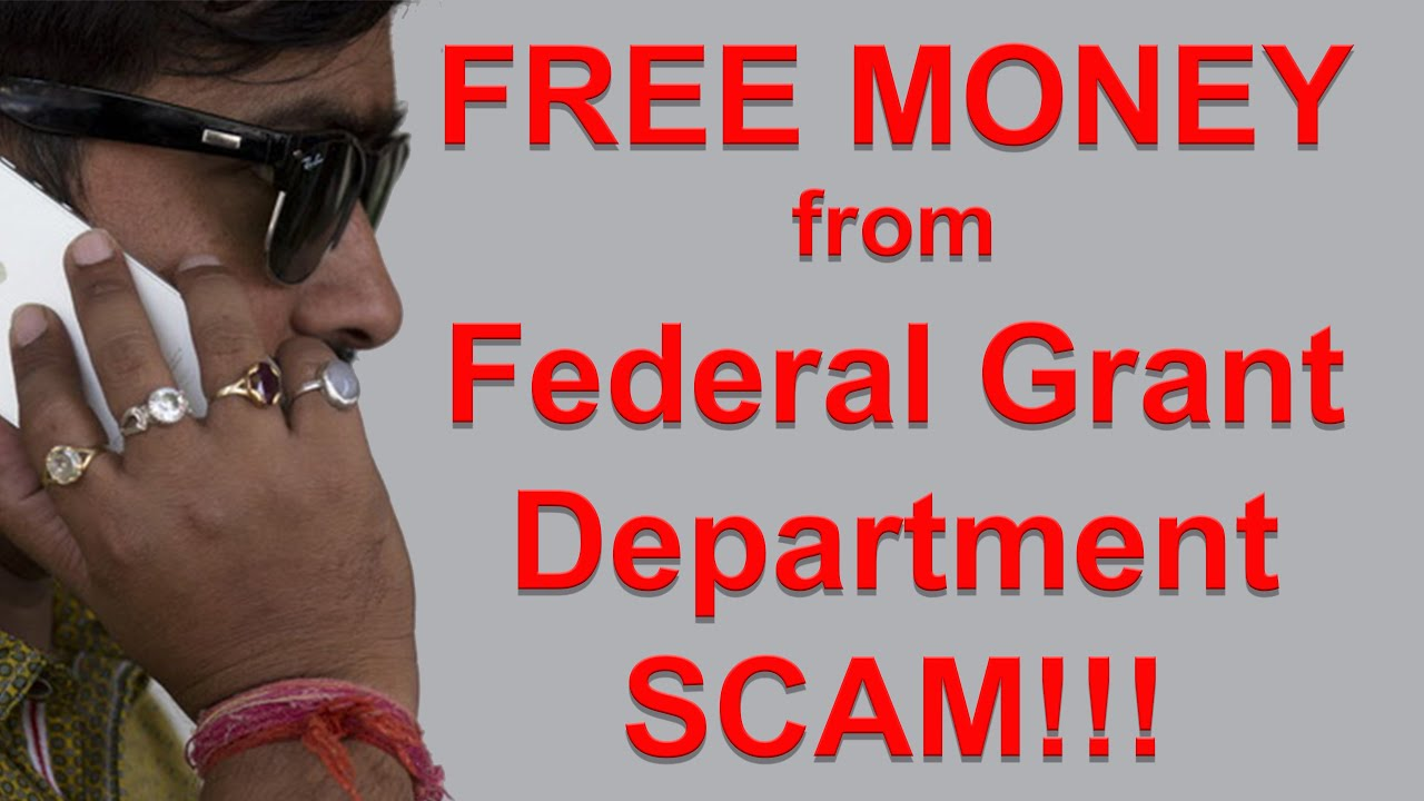 What does the US Federal Grant Department do?