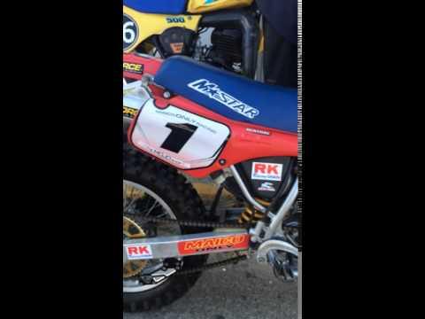 1986 MAICO GM500