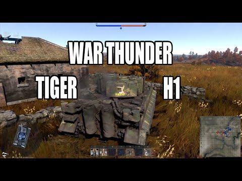 War thunder tiger h gameplay download free