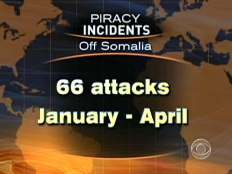 Risk Of Piracy At Sea