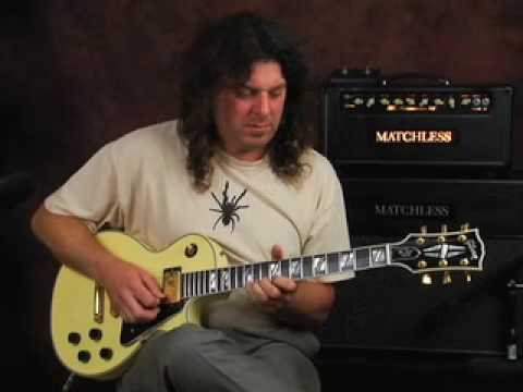 Electric guitar compare Gibson Les Paul custom shop guitars